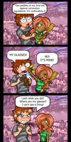 Greg's Secret by AceroTiburon