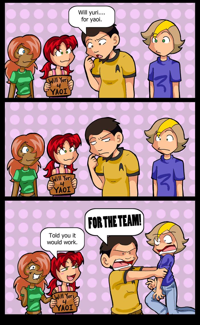 team by AceroTiburon