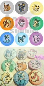 Eevee buttons