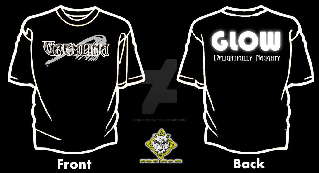 Gremlina Shirt by simplemanAT
