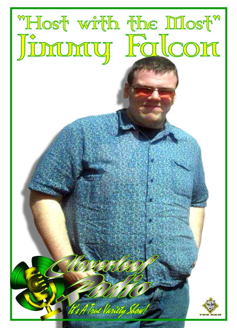 Jimmy Falcon Autograph Pic by simplemanAT