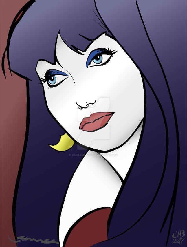 Vampirella by simplemanAT