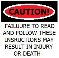 Instructions Sticker by Undergr0undFurry