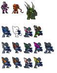 117649's Halo Sprites