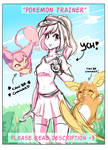 YCH - Pokemon Trainer (closed)