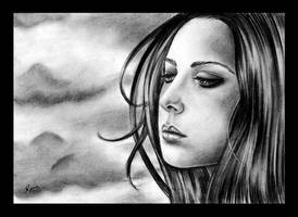Sadness is all I see by TheDarkRayne