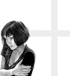 Alone by TheDarkRayne