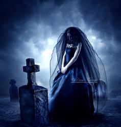 Grieving by TheDarkRayne