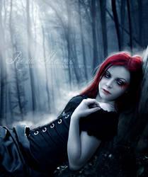 In Love With My Sorrow by TheDarkRayne