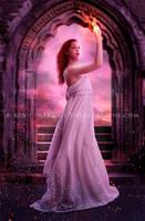 Lady of Fire by TheDarkRayne