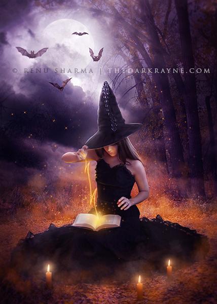 Bienvenidos al nuevo foro de apoyo a Noe #332 / 20.10.16 ~ 30.10.16 - Página 20 Night_of_the_witch_by_thedarkrayne-d5gyapt