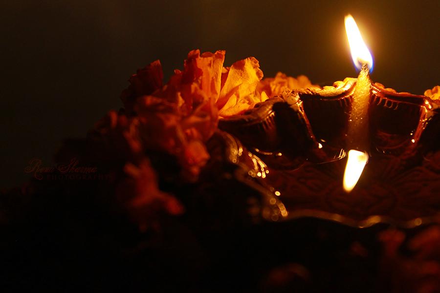 Diwali by TheDarkRayne
