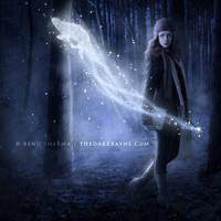 Hermione's Patronus by TheDarkRayne