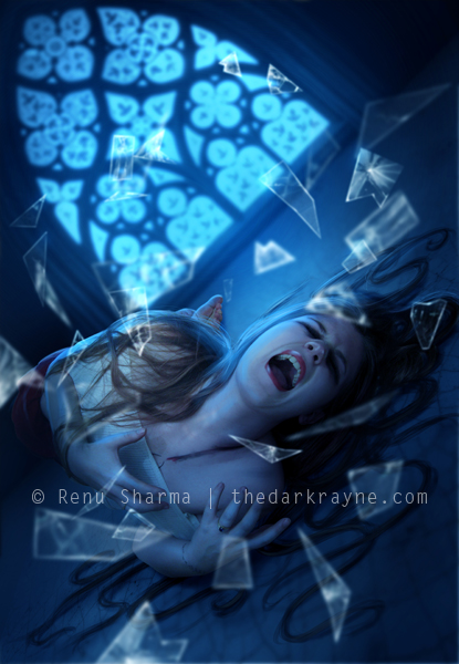 Agony by TheDarkRayne