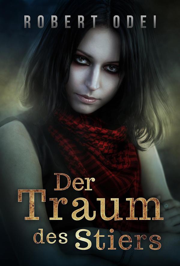 Der Traum des Stiers - Book Cover by TheDarkRayne