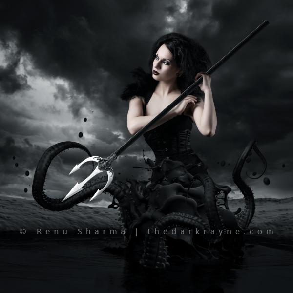 Black Waters by TheDarkRayne