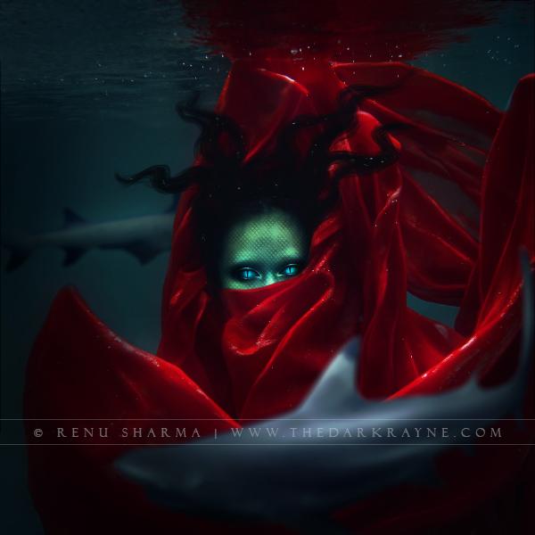 Secrets of the Dark Seas by TheDarkRayne