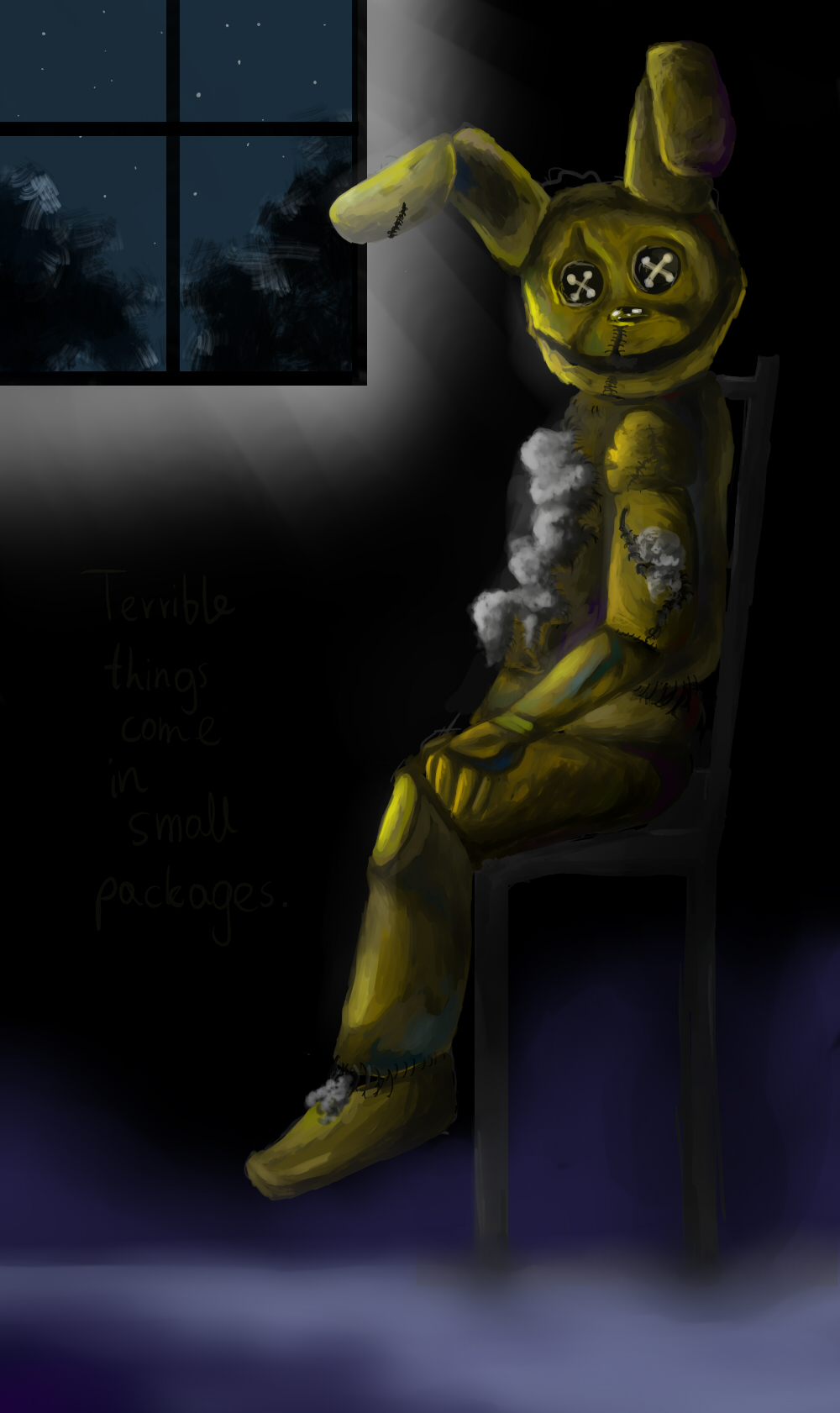 Plushtrap by funangelx on deviantart - Fotos trap ...