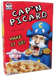 Cap'n Picard