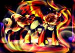 dragon pony oc commission