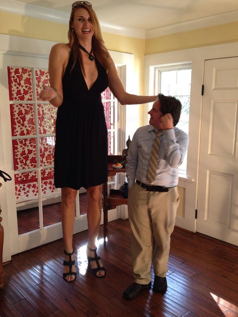 Women sex tall amazon