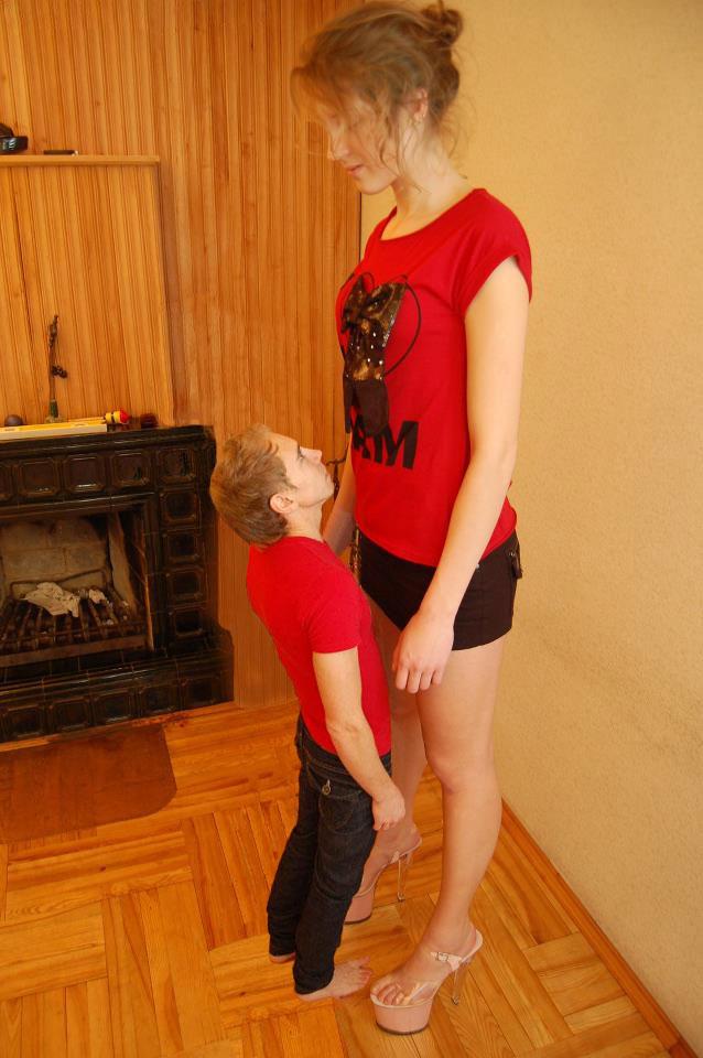 Big feet dating
