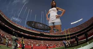Genarika at stadium