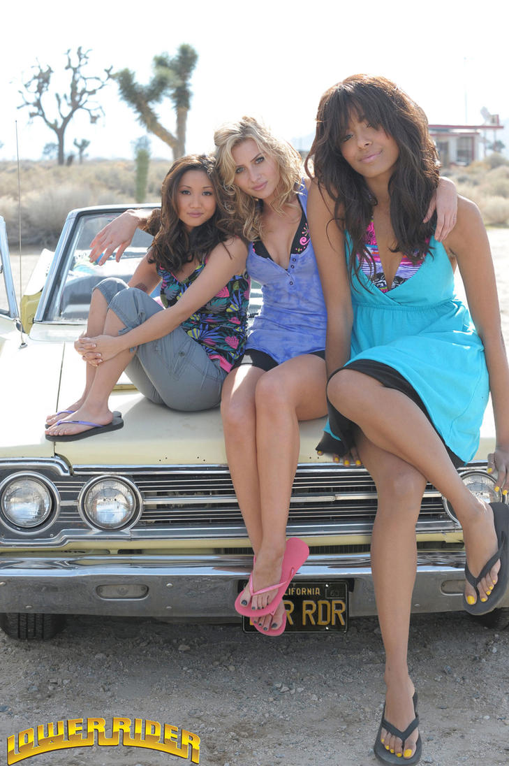 Brenda Song Alyson Michalka And Katerina Graham By