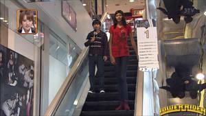 Elisany escalator