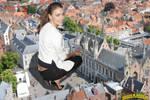 Giantess Irina Shayk