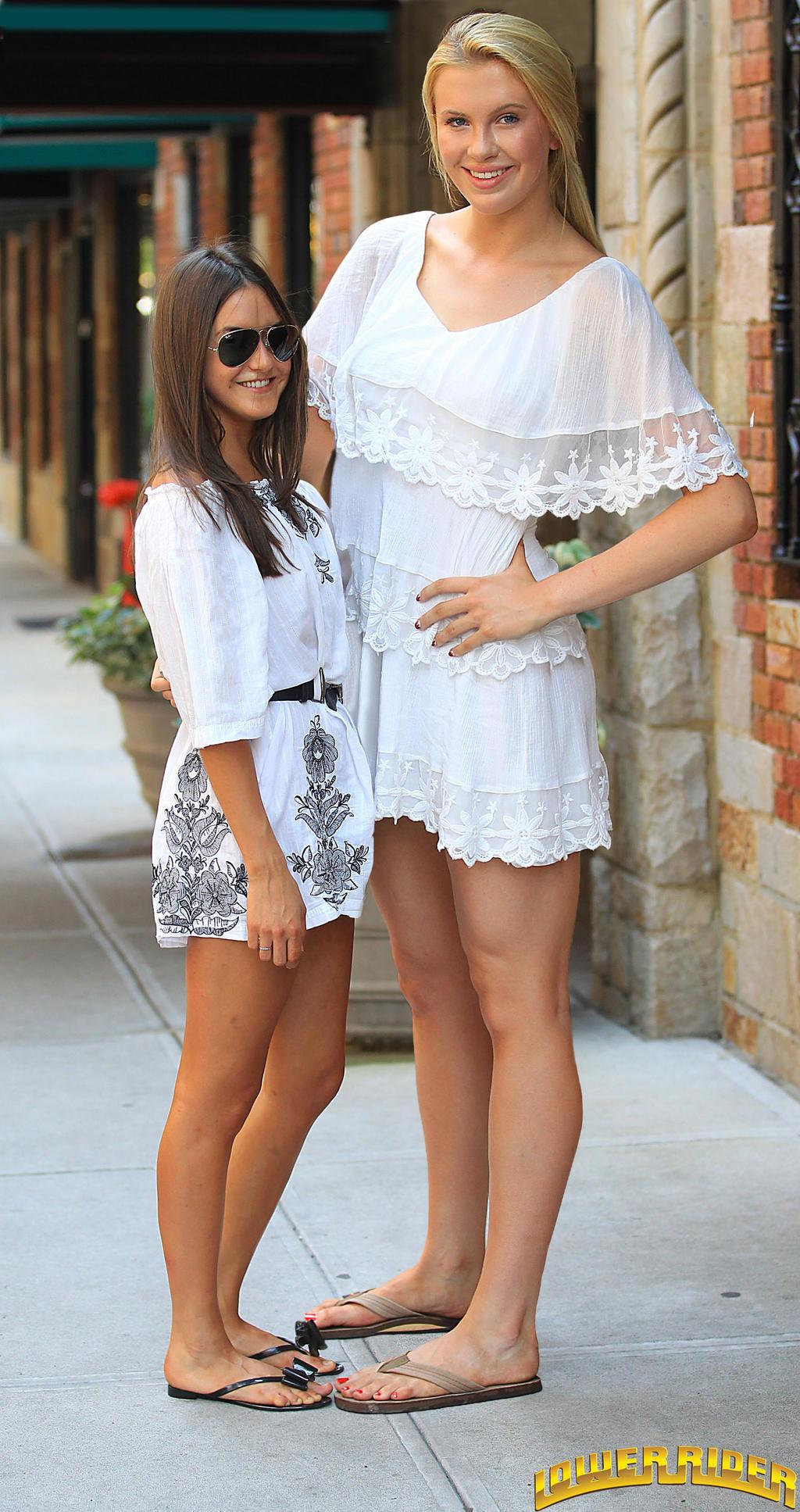 Megan Midget men to date taller women she