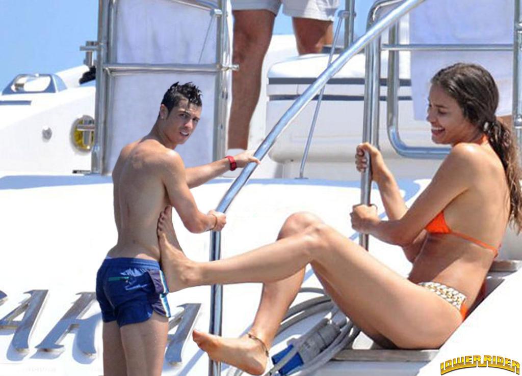 Irina Shayk Soles Irina Shayk Boat by Lowerrider