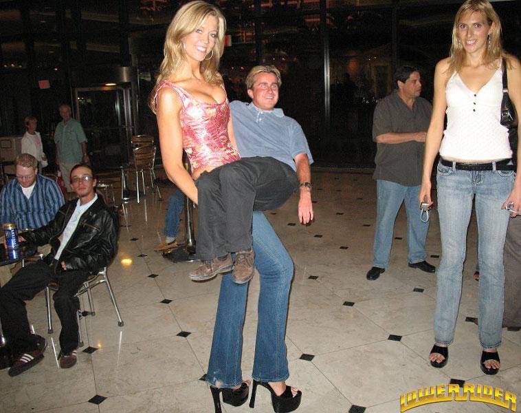 amazon tall women short mann sex