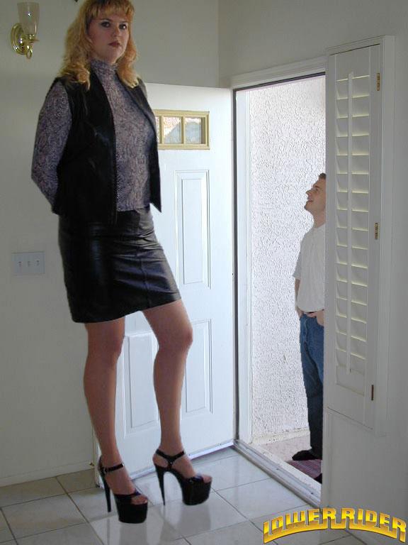 Dating-mädchen größer als du