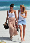 Leona Lewis beach walk by lowerrider