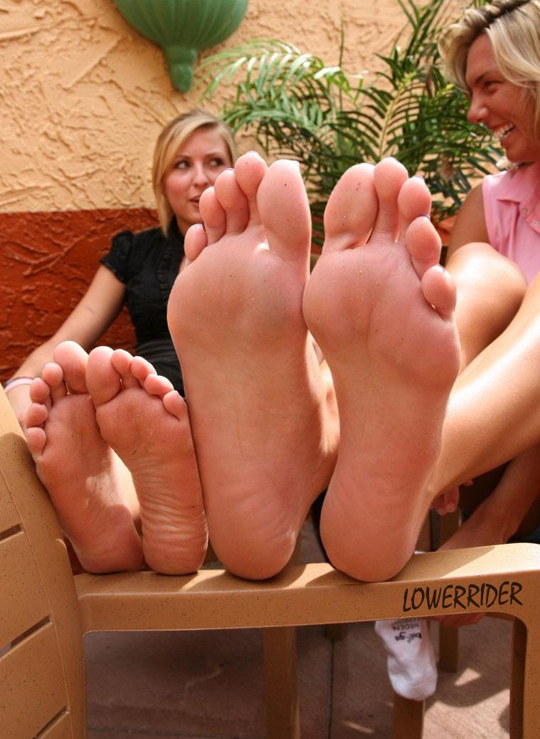 Mikayla Miles Big Feet