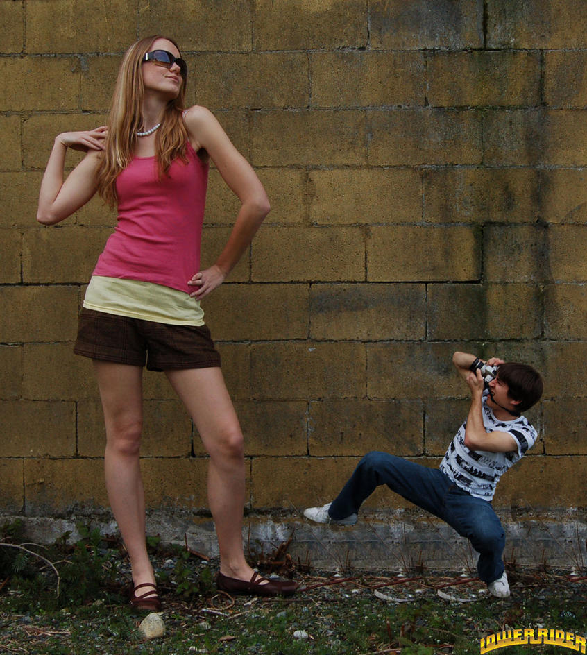 Amazon woman midget nudes picture