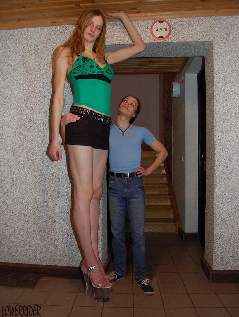Tall Woman Sex Photo 44
