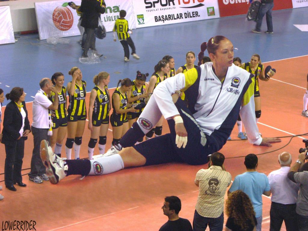 Ekaterina Gamova team photo by lowerrider