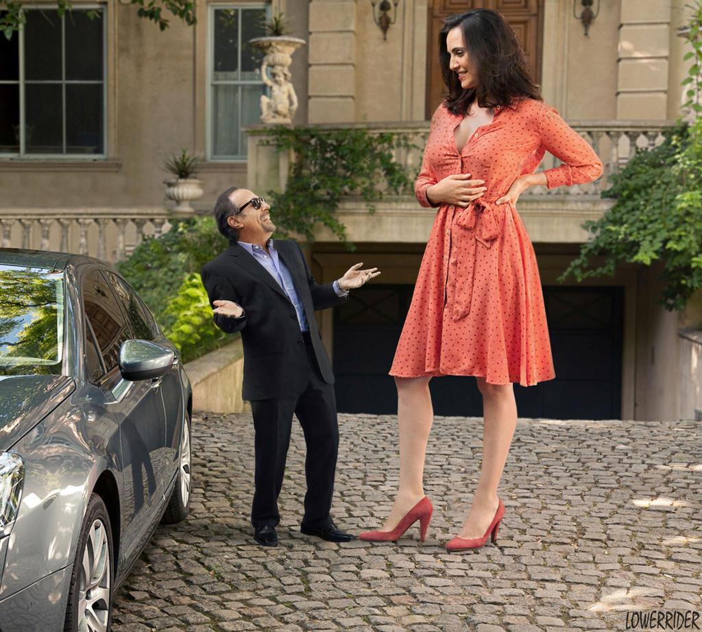 Tall women dating