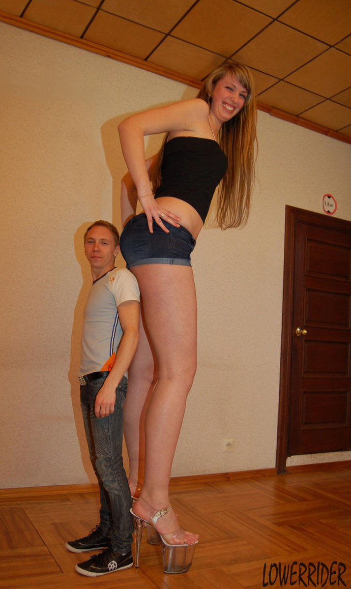 Dwarf man and tall woman sex pictures sexy image