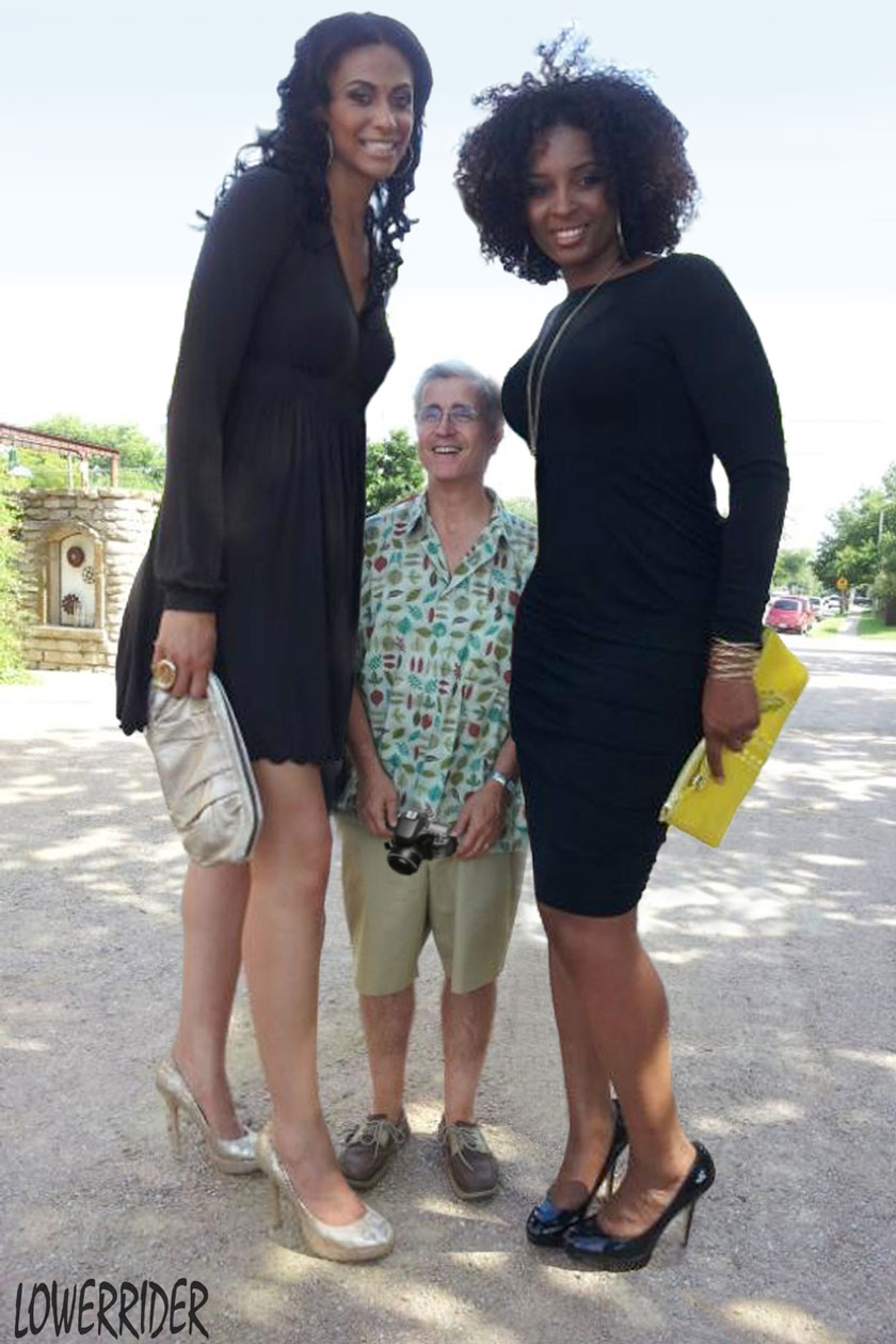 Pictures dwarfed men furking tall girls sex pictures