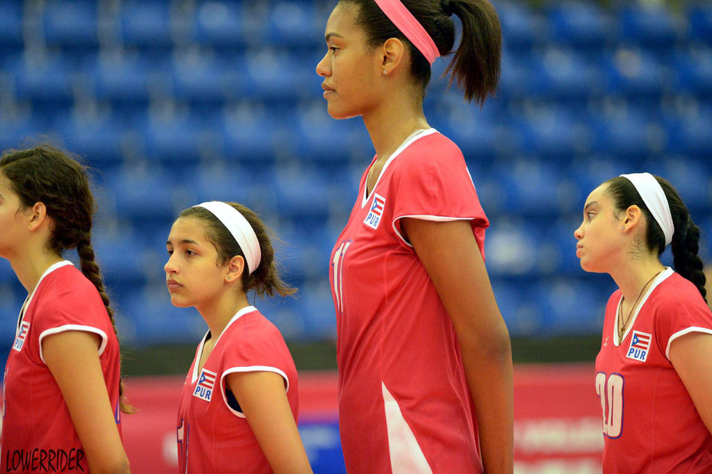tall volleyball player profile by lowerrider