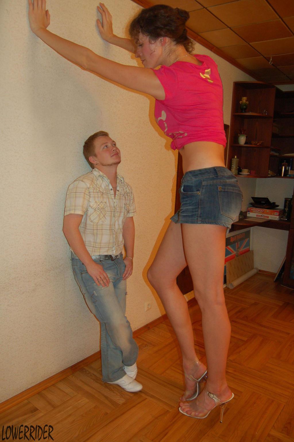 big tall girl sex