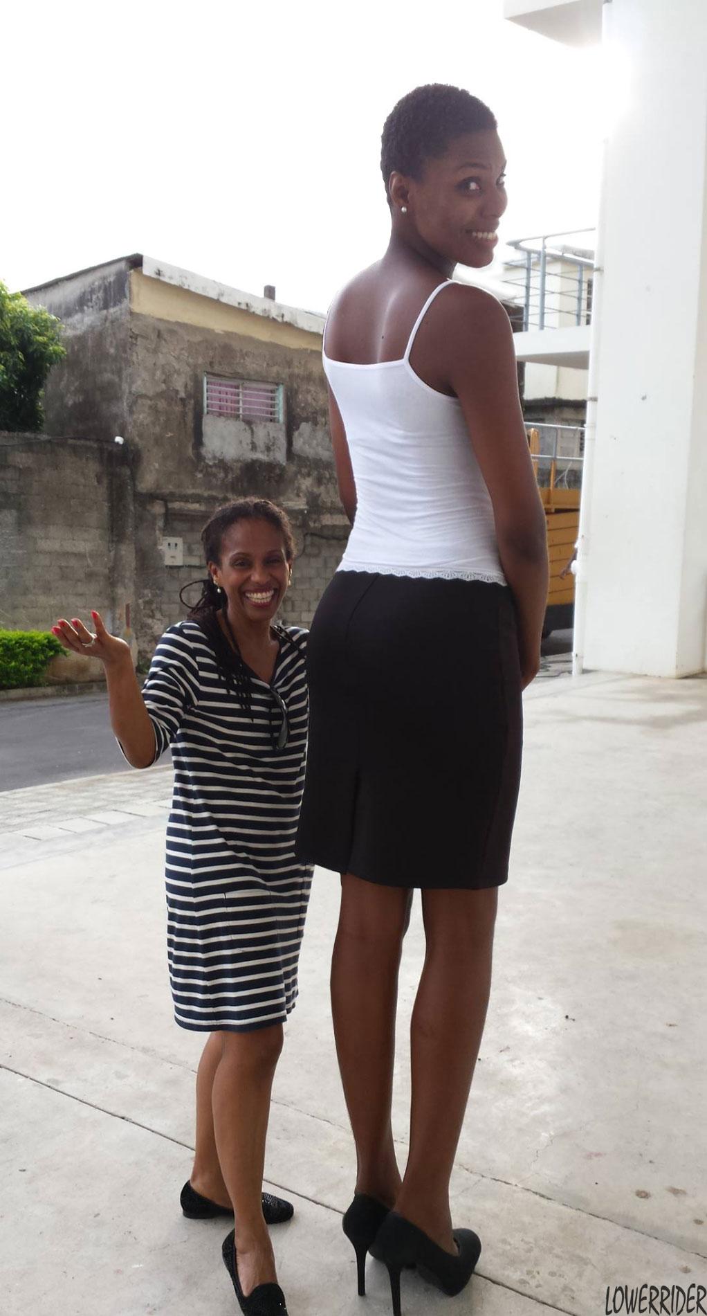 Short men seeking tall women