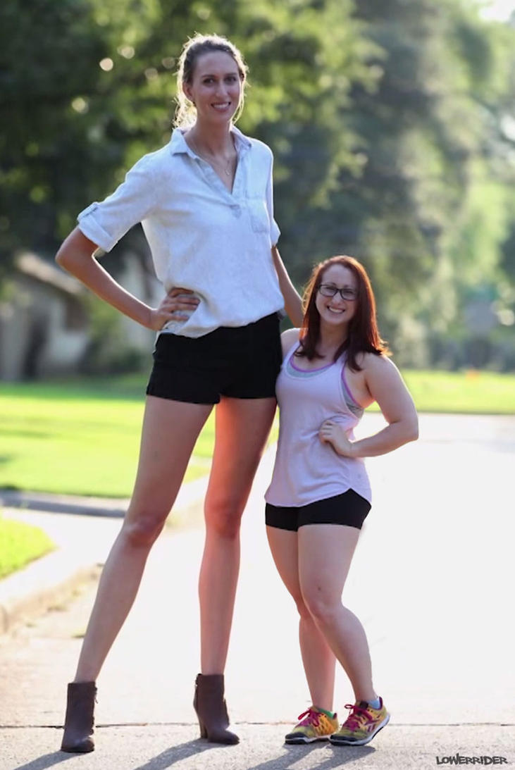 Model With The Longest Legs By Lowerrider On Deviantart-4503