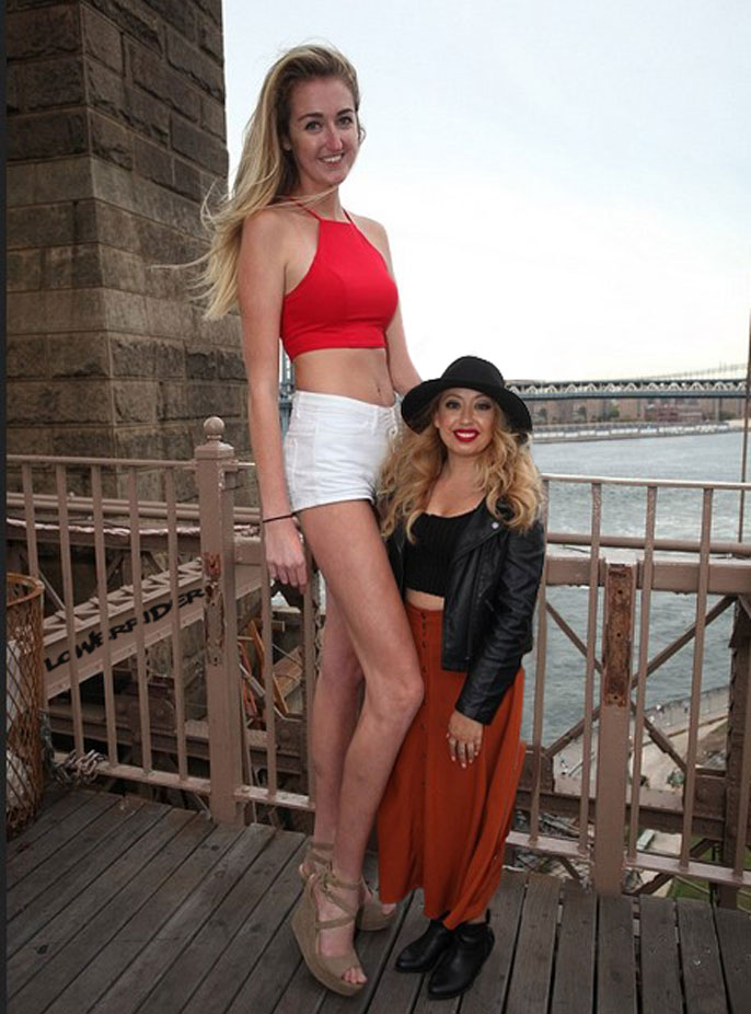 Girl Thumbnail Galleries - Super Tall Women