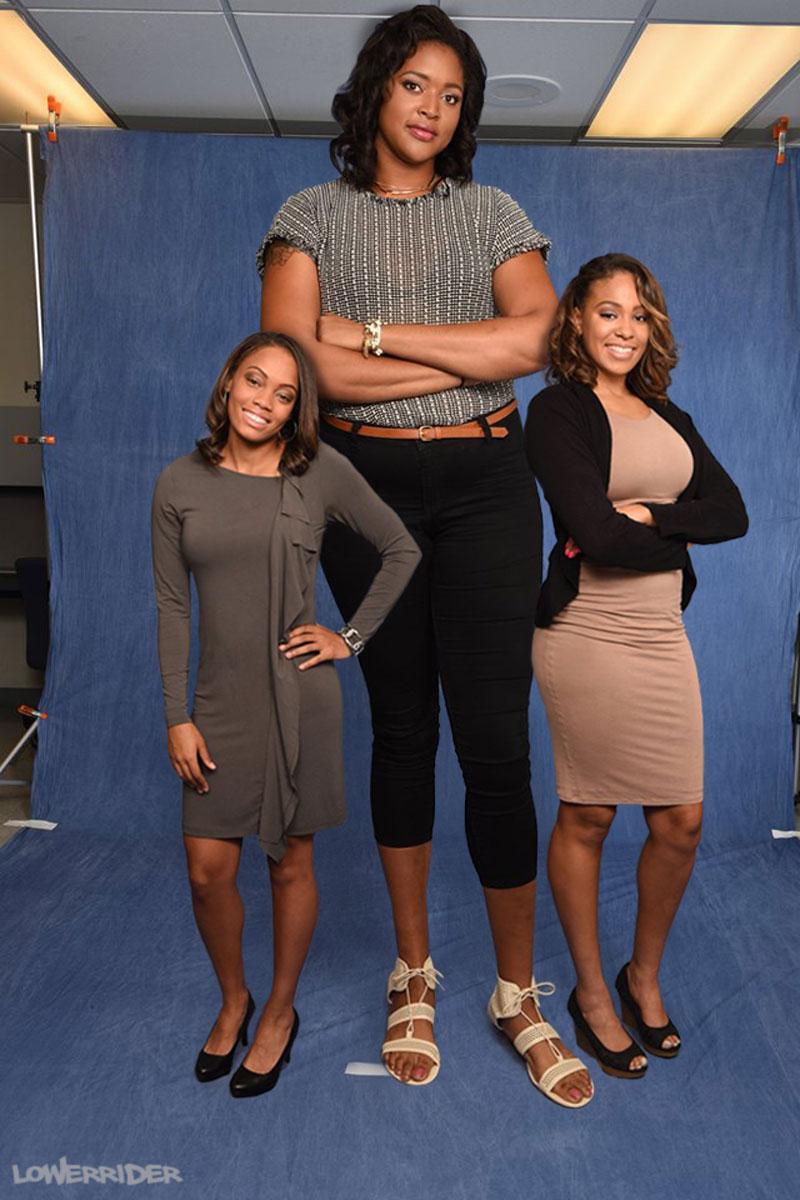 Legal midget height for women — 13