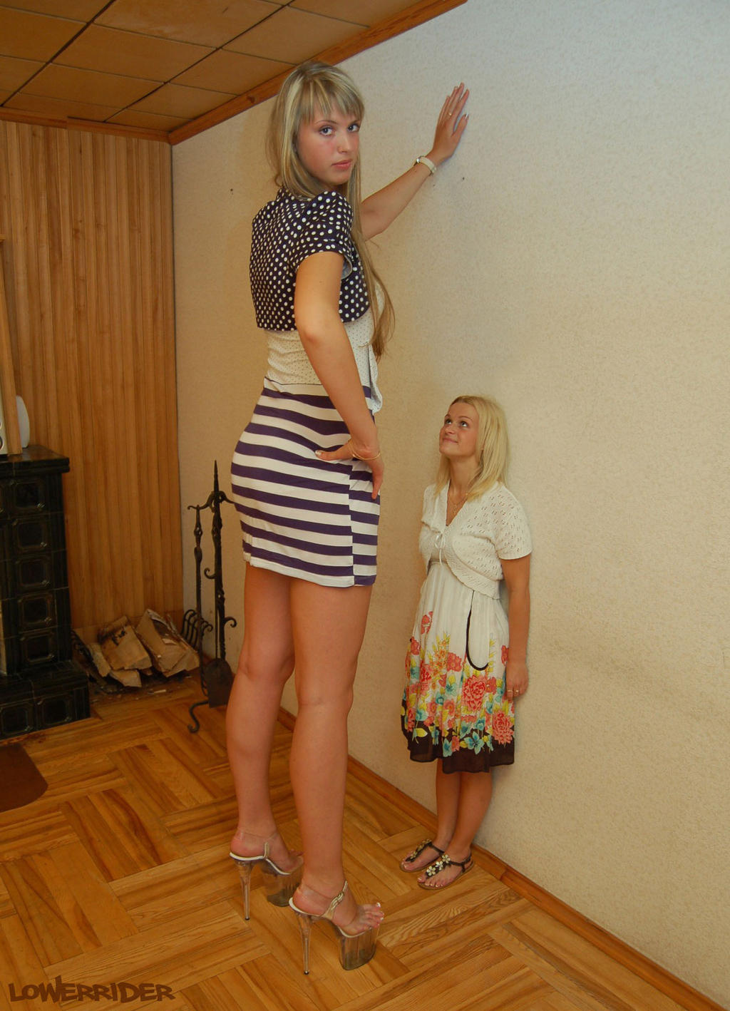 Tall ladies dating