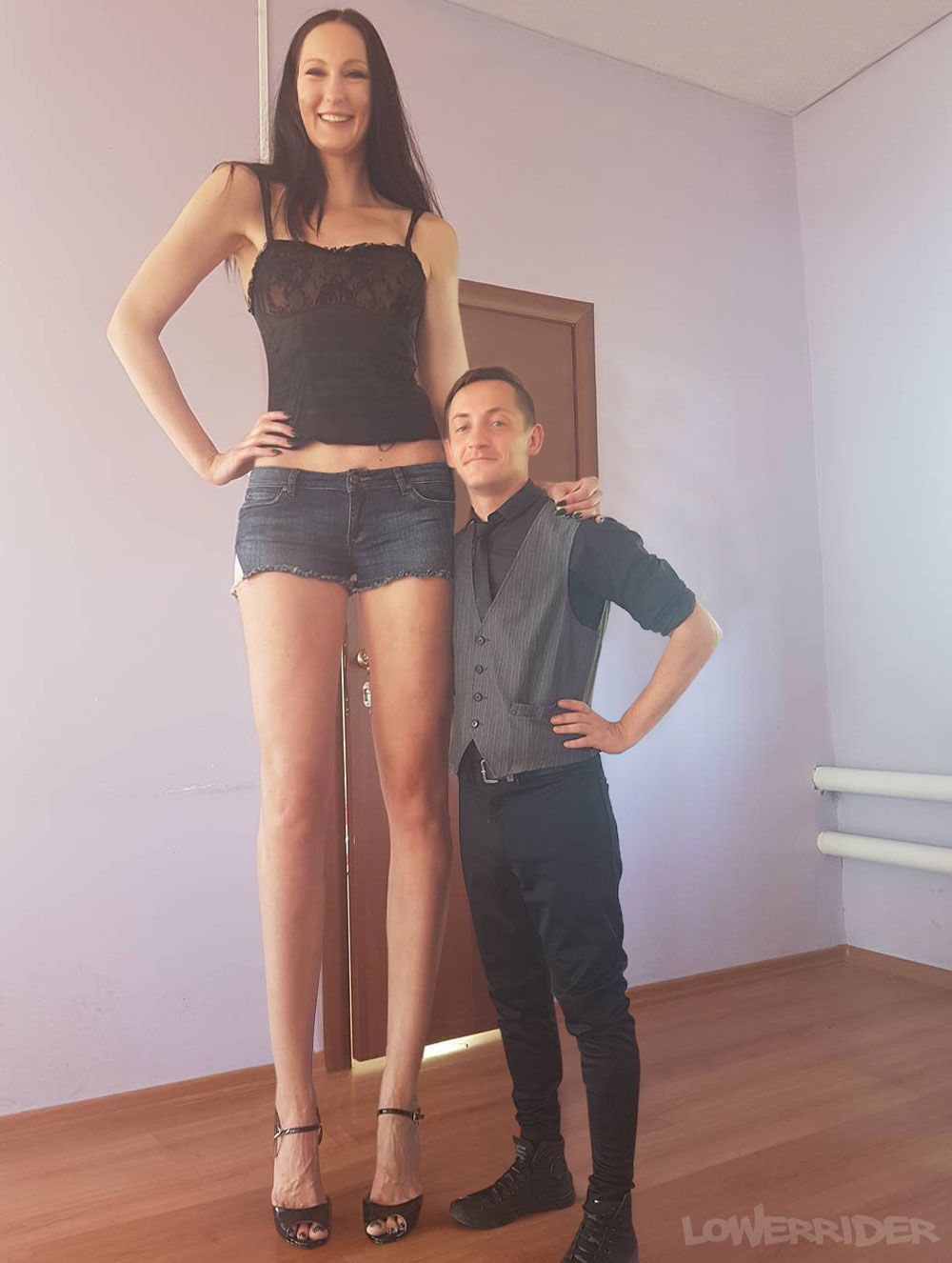 Dating a girl taller than you 2